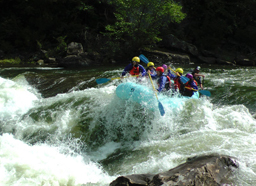 White Water Rafting Trips New Amp Gauley River Adventures